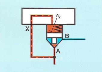 Условно-схематическое изображение конструкции