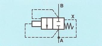 Условное обозначение по образцу DIN ISO 1219