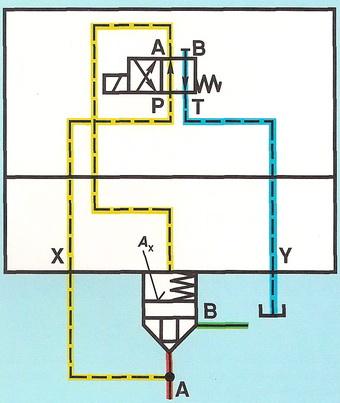 Условно-схематическое изображ. конструкции