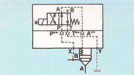 Крышка 2-линейного клапана